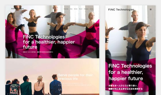 株式会社 FiNC Technologies