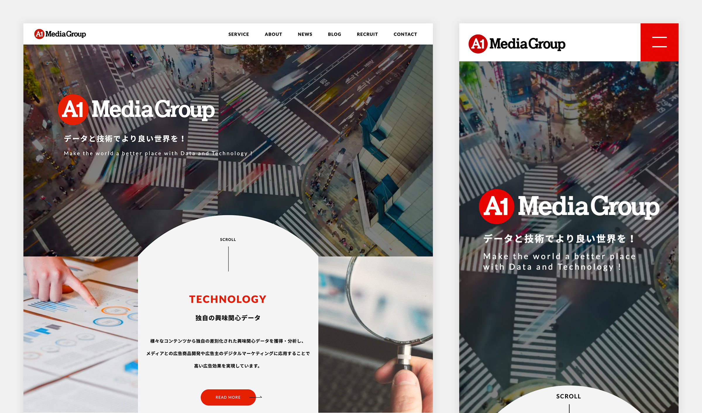 株式会社A1 Media Group